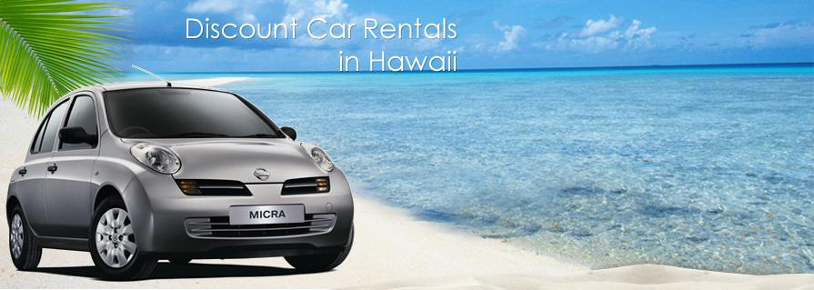 Hawaii Rental Cars